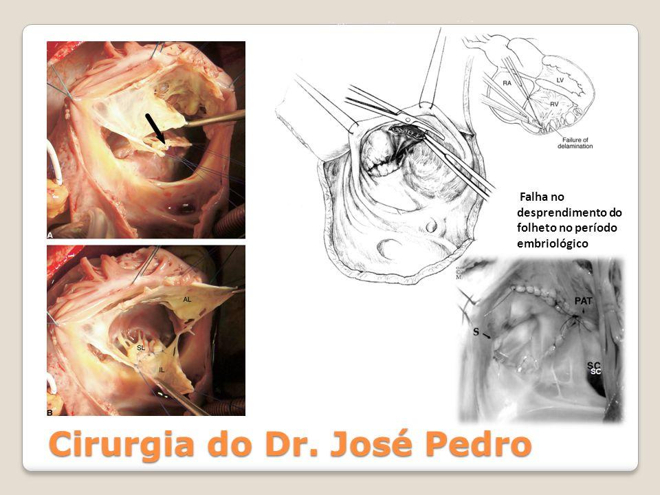 Cirurgia do Dr. José Pedro