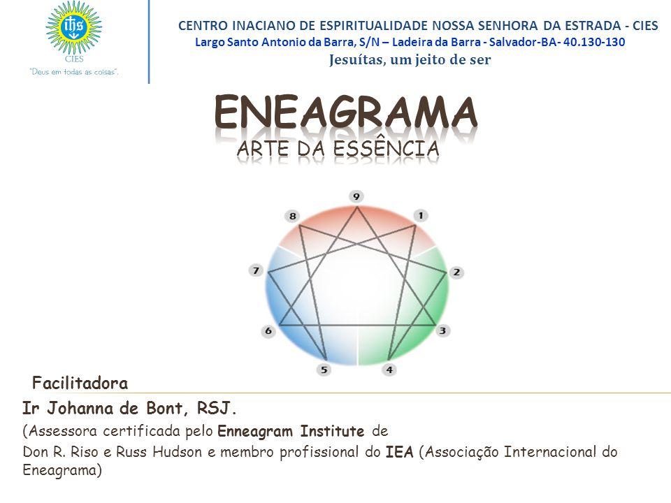 ENEAGRAMA Arte da essência