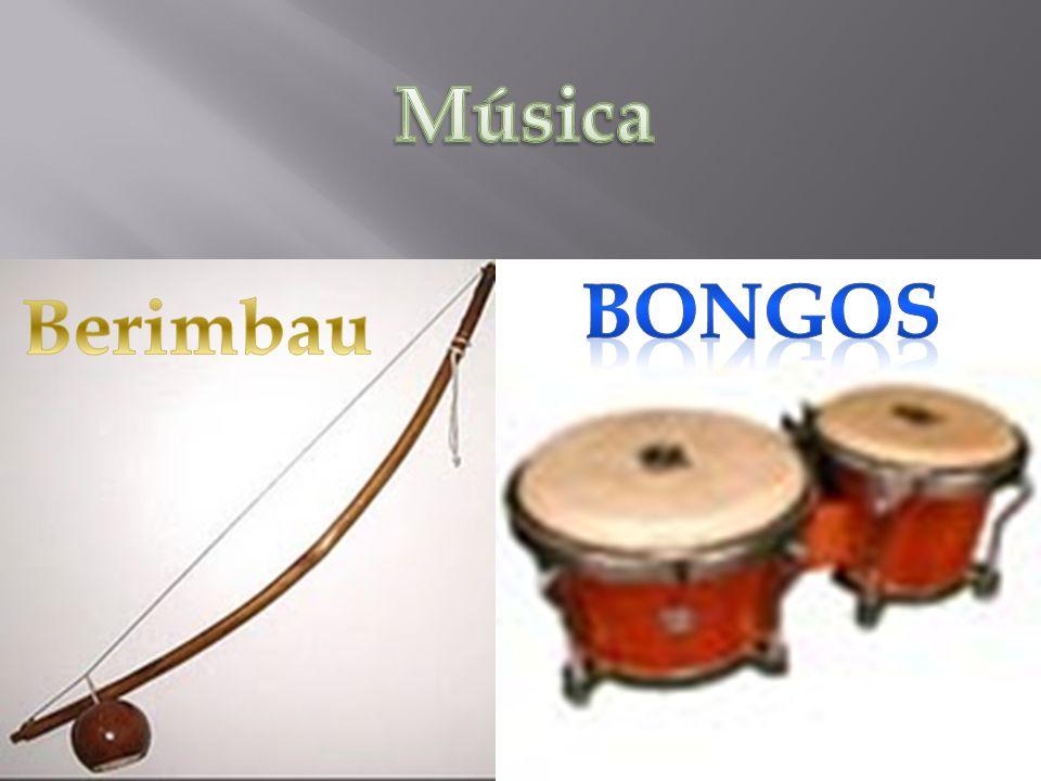Música Bongos Berimbau