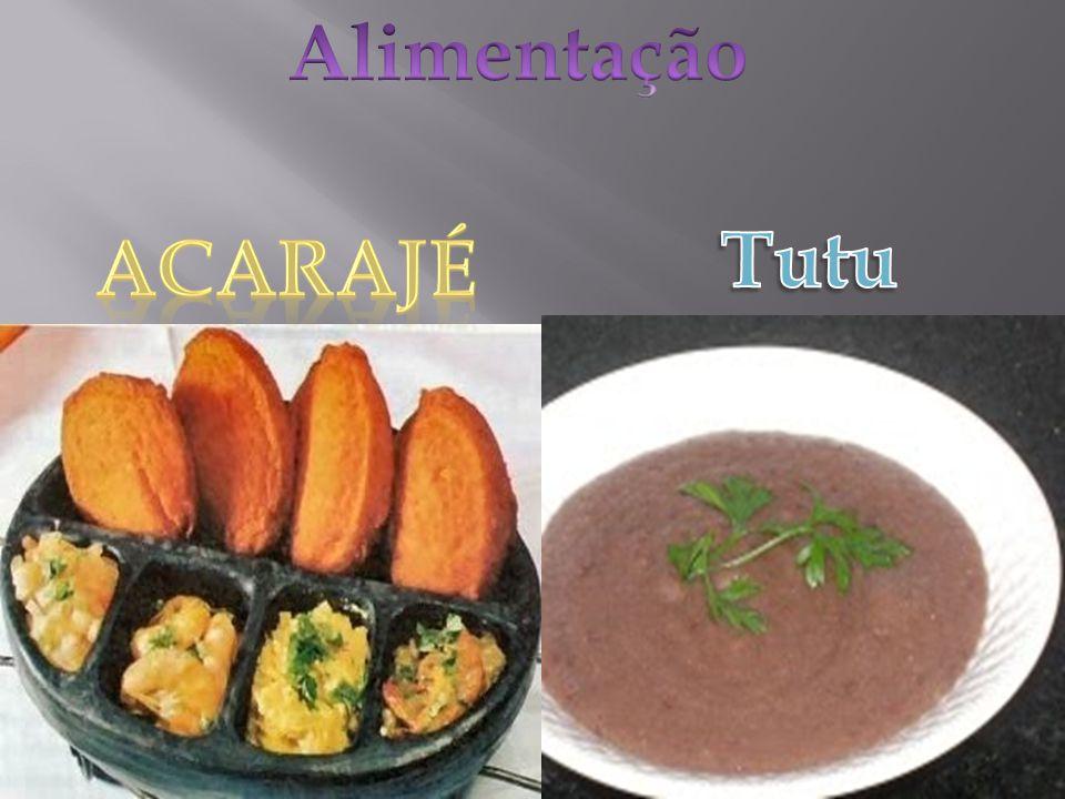 Alimentação Tutu Acarajé