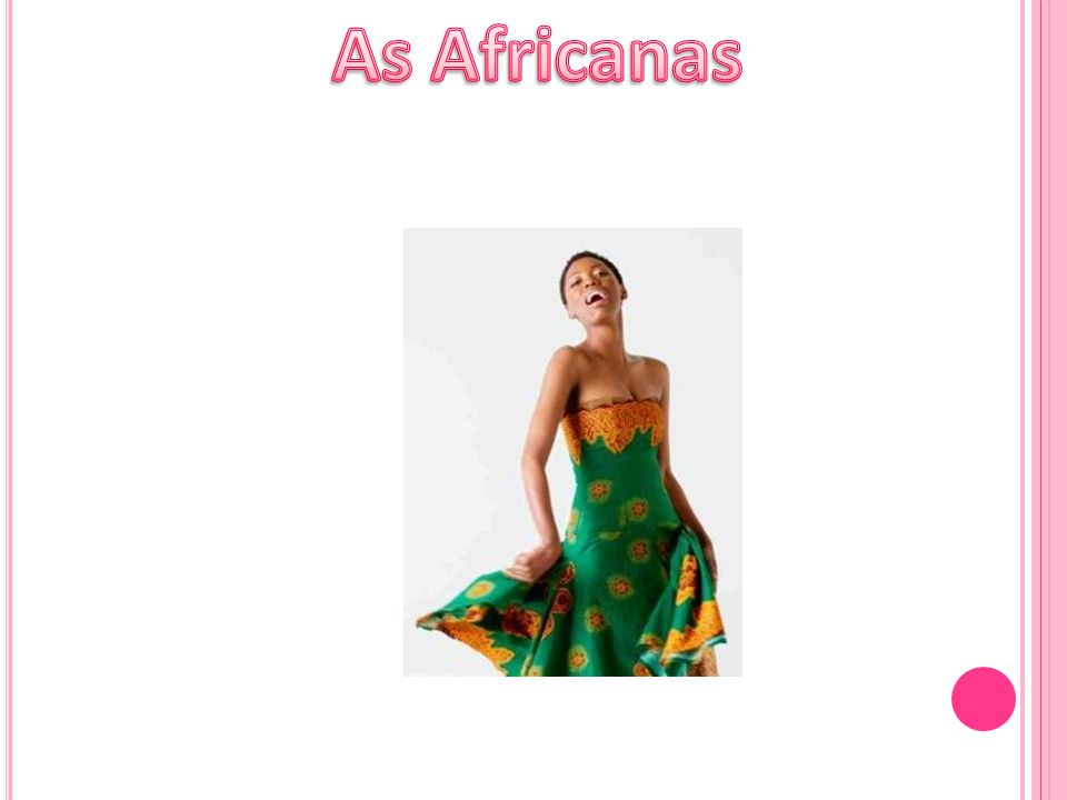 As Africanas
