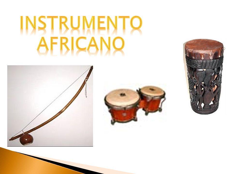 Instrumento africano