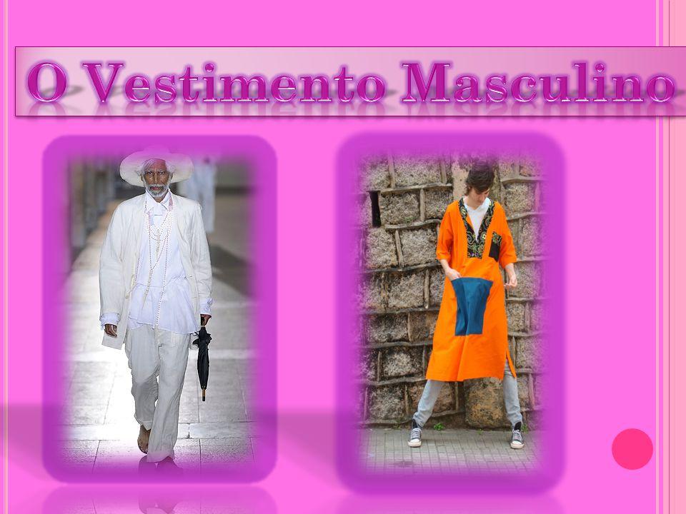 O Vestimento Masculino