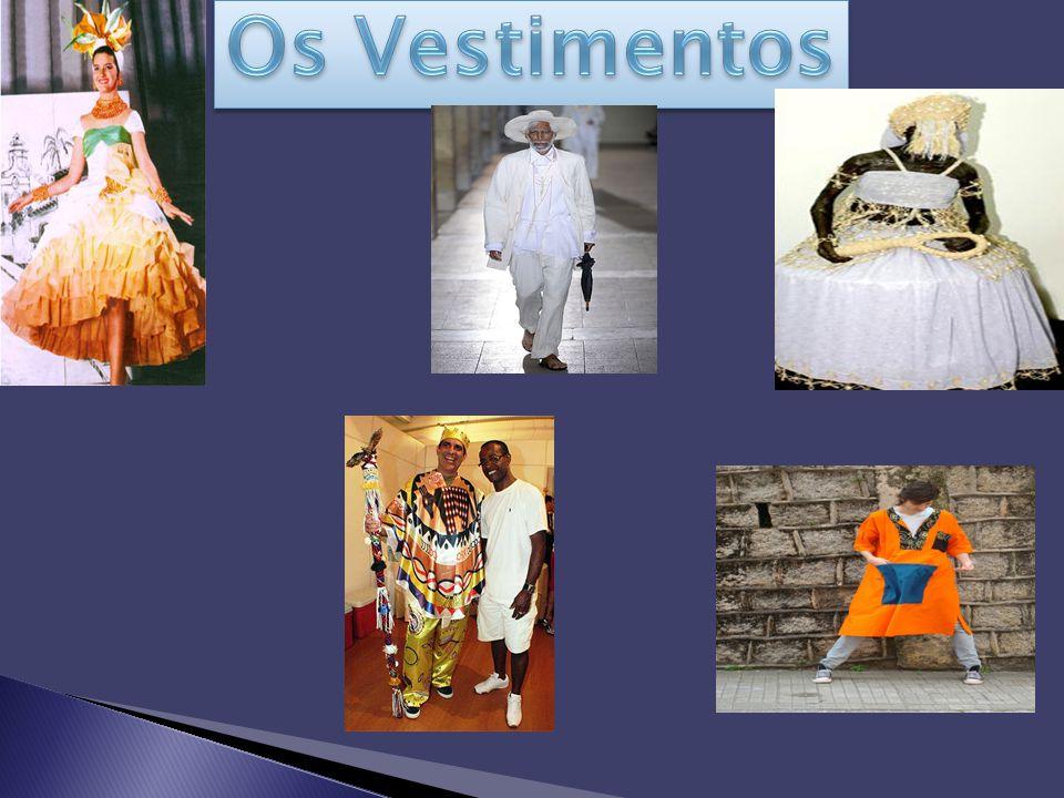 Os Vestimentos
