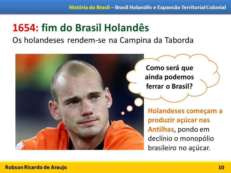 Como será que ainda podemos ferrar o Brasil