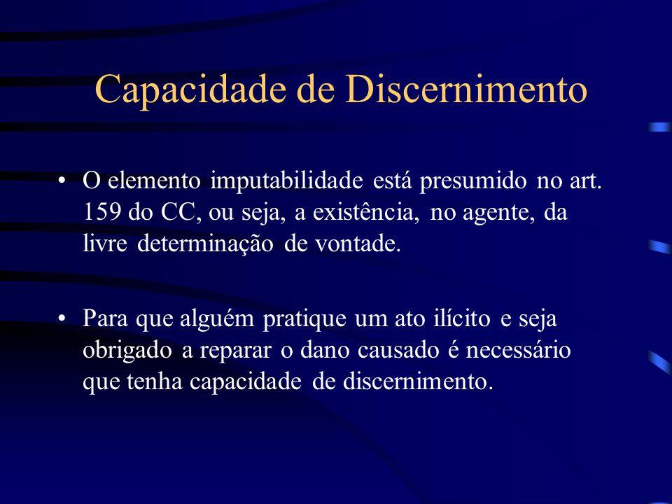 Capacidade de Discernimento