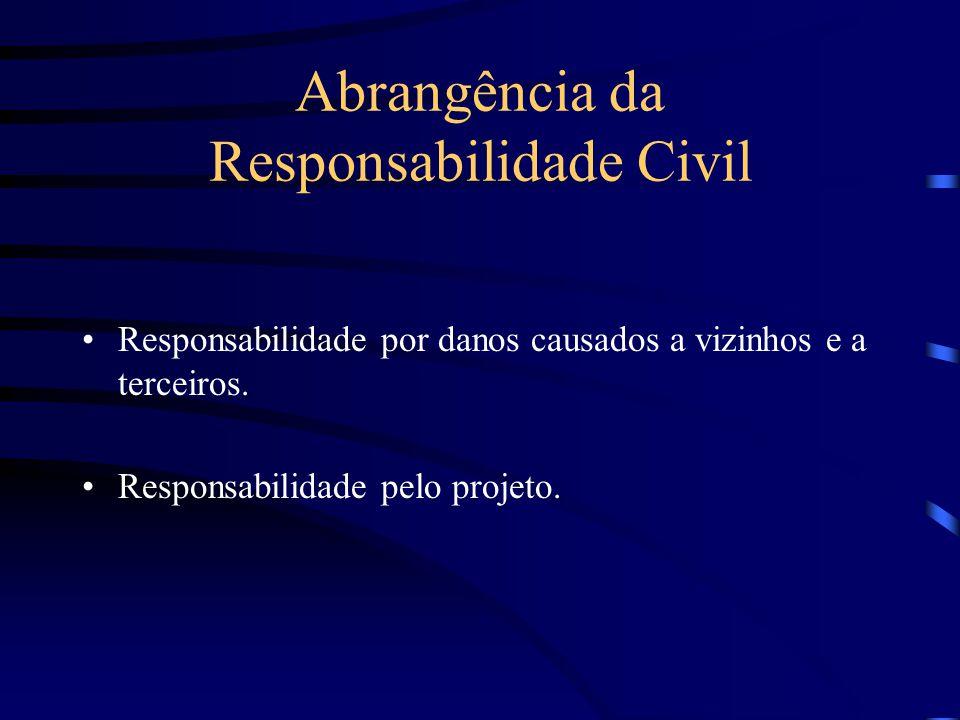 Abrangência da Responsabilidade Civil