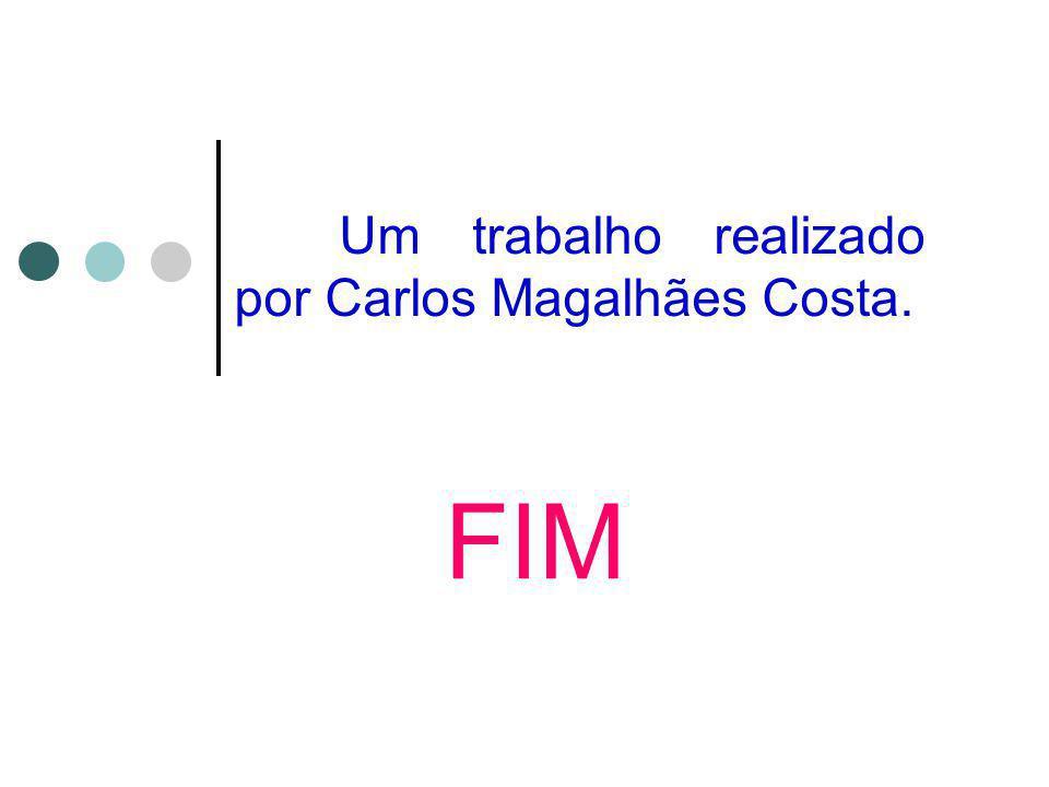 Um trabalho realizado por Carlos Magalhães Costa.