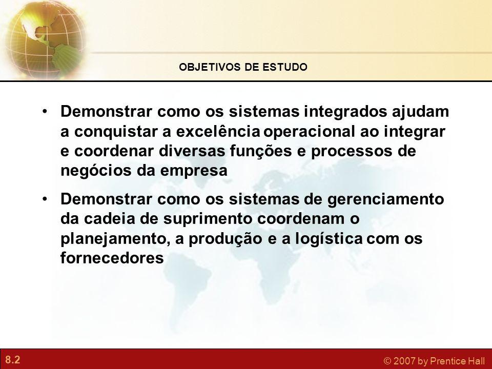 OBJETIVOS DE ESTUDO