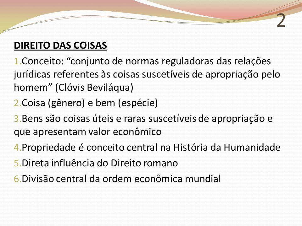 2 DIREITO DAS COISAS.