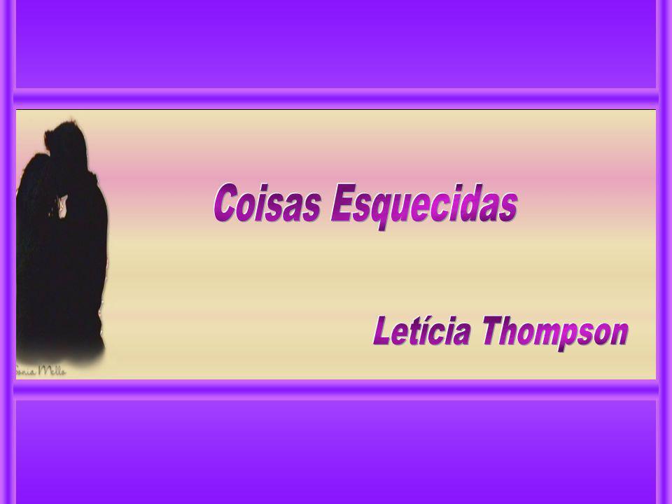 Coisas Esquecidas Letícia Thompson