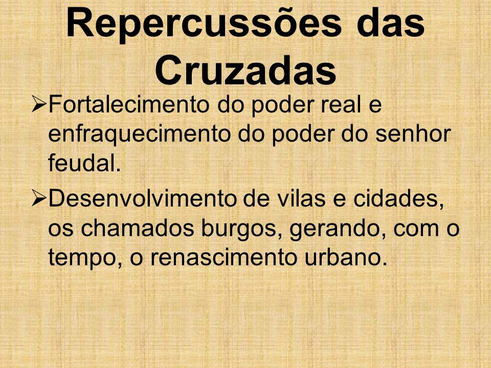 Repercussões das Cruzadas