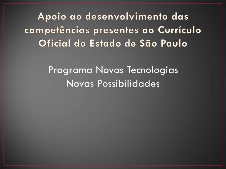 Programa Novas Tecnologias