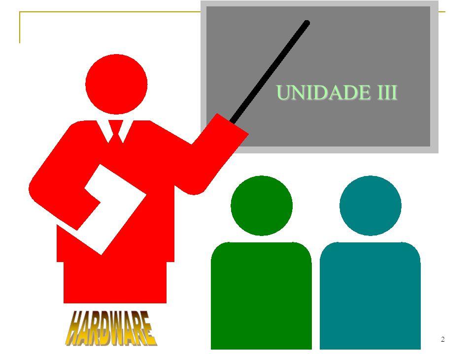 UNIDADE III HARDWARE
