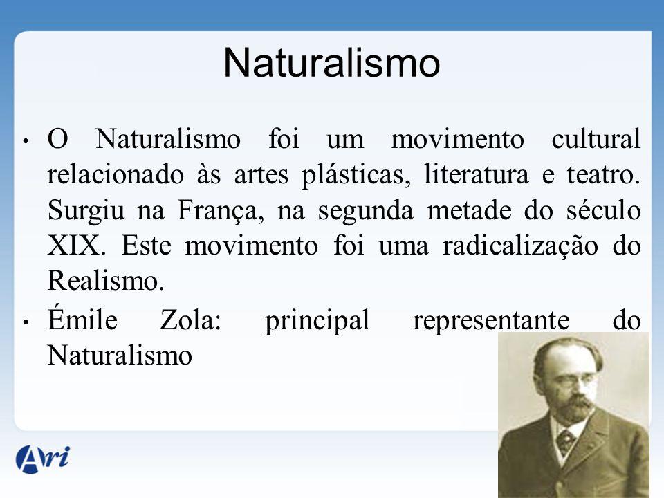 Naturalismo
