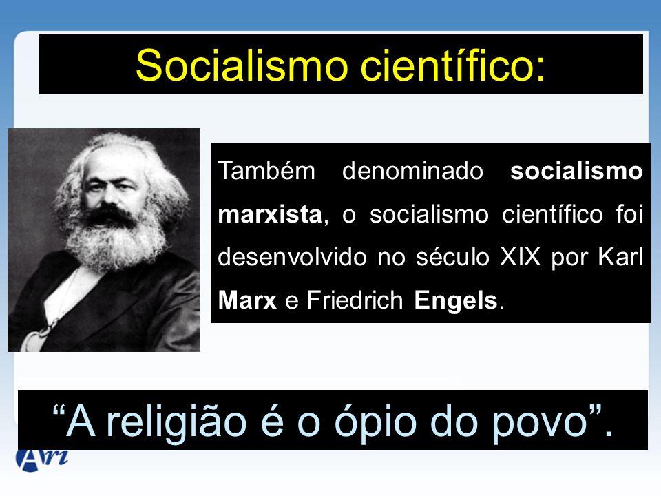 Socialismo científico: