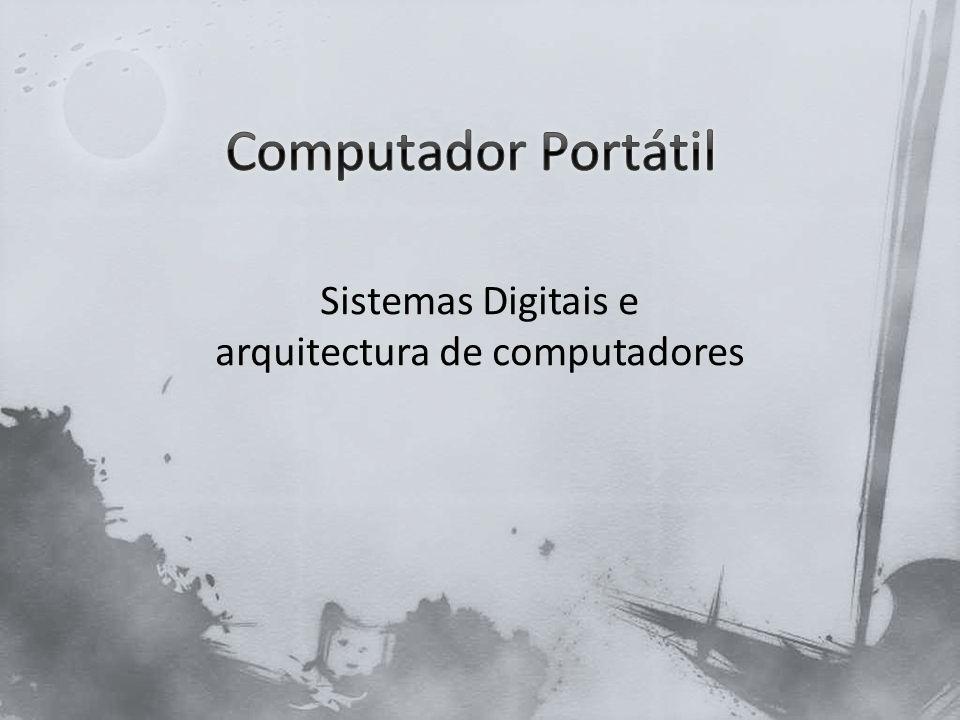 Sistemas Digitais e arquitectura de computadores