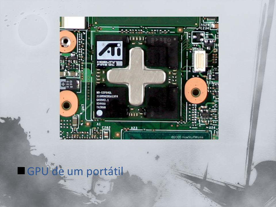 GPU de um portátil