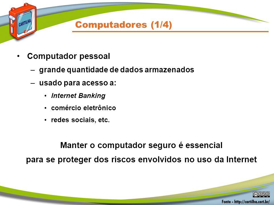 Segurança em Computadores