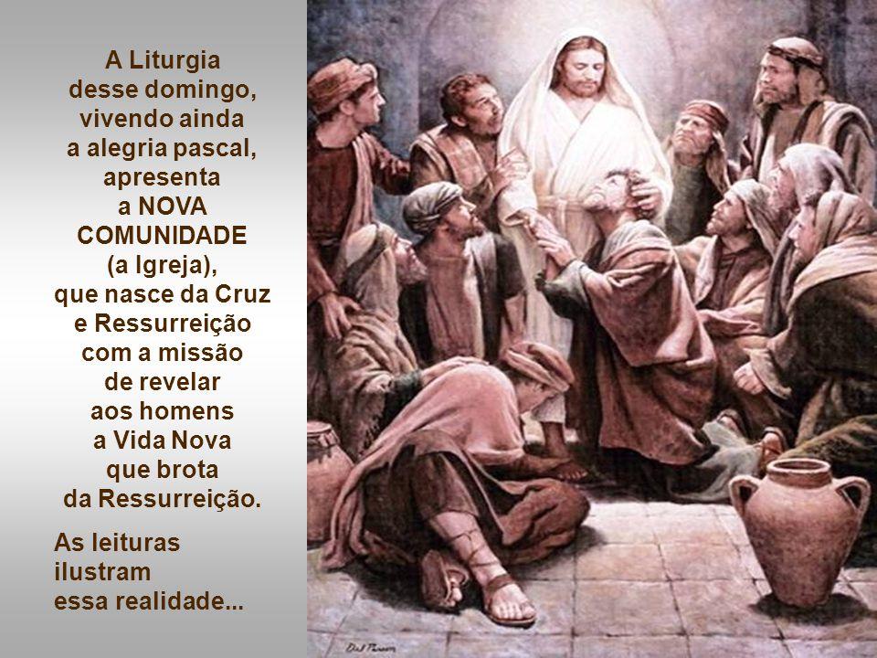 desse domingo, vivendo ainda que nasce da Cruz e Ressurreição