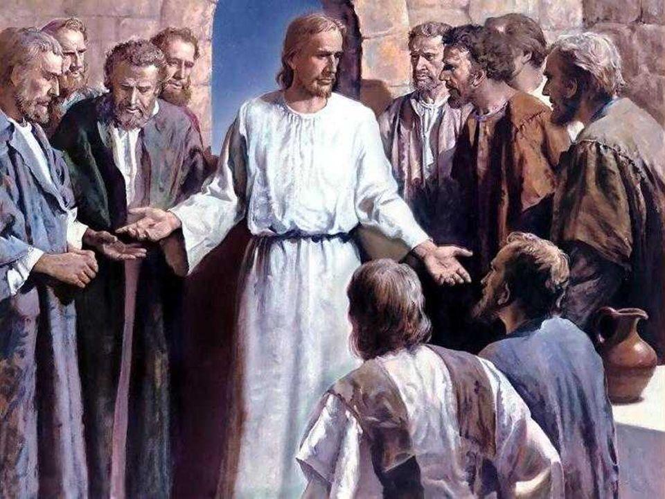 Na vida da comunidade, encontramos as provas de que Jesus está vivo.