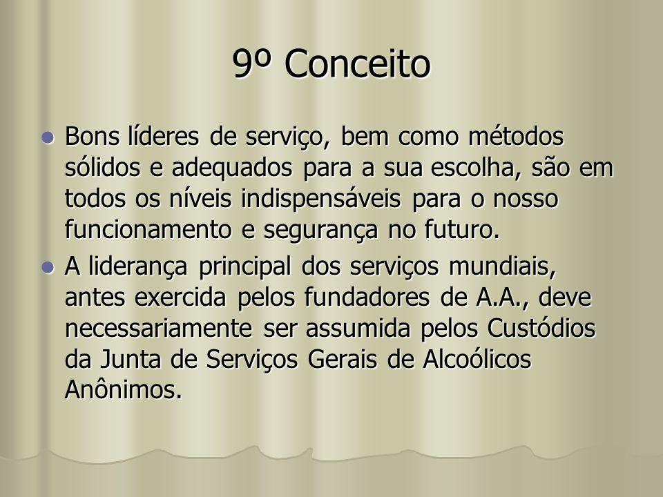 9º Conceito