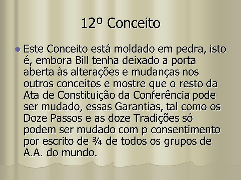 12º Conceito