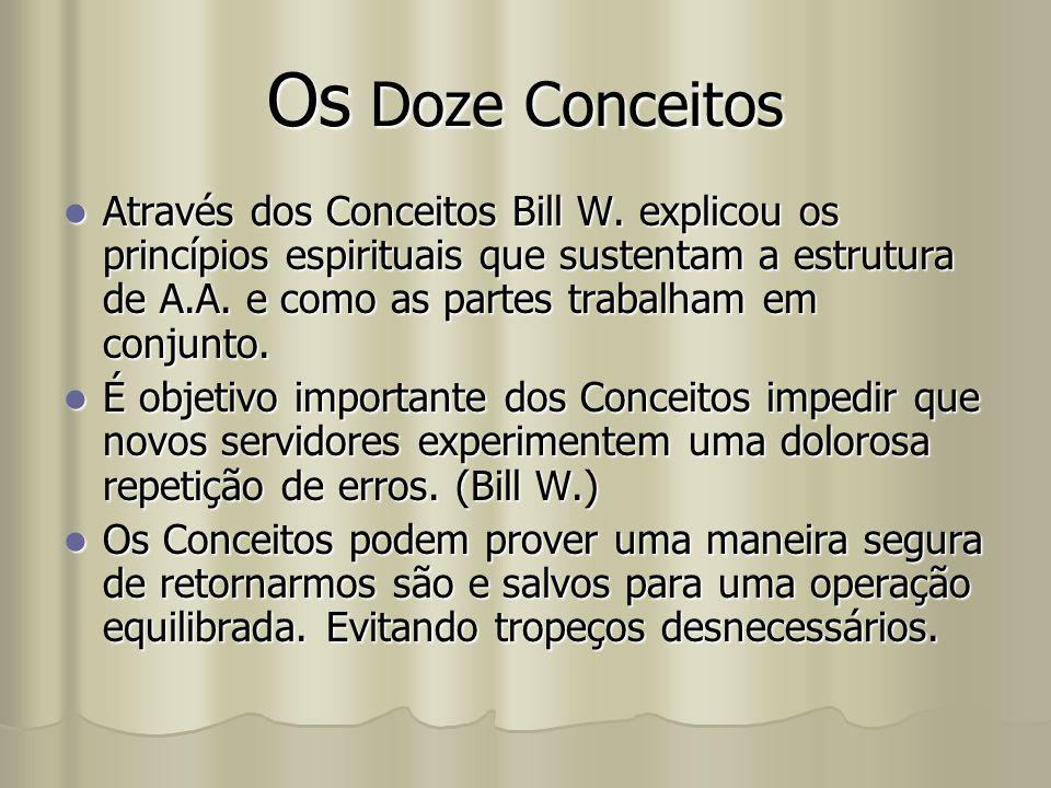 Os Doze Conceitos