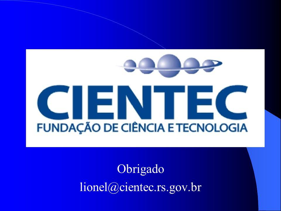 Obrigado lionel@cientec.rs.gov.br