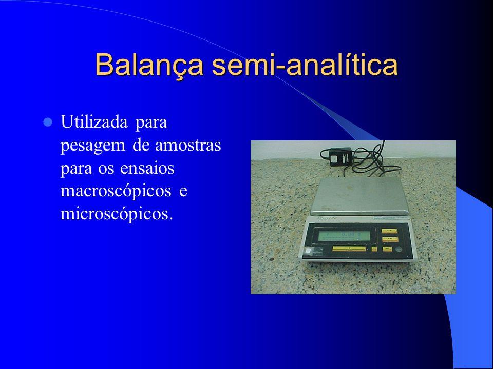 Balança semi-analítica