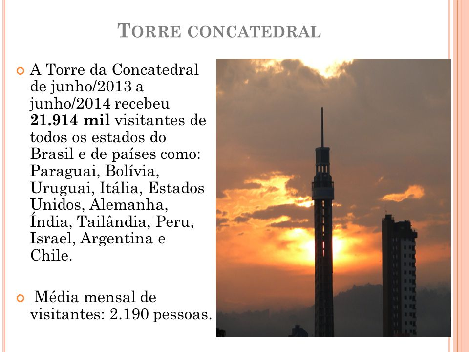 Torre concatedral