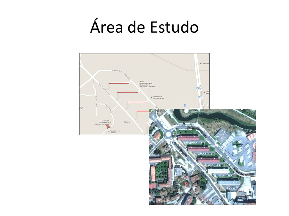 Área de Estudo