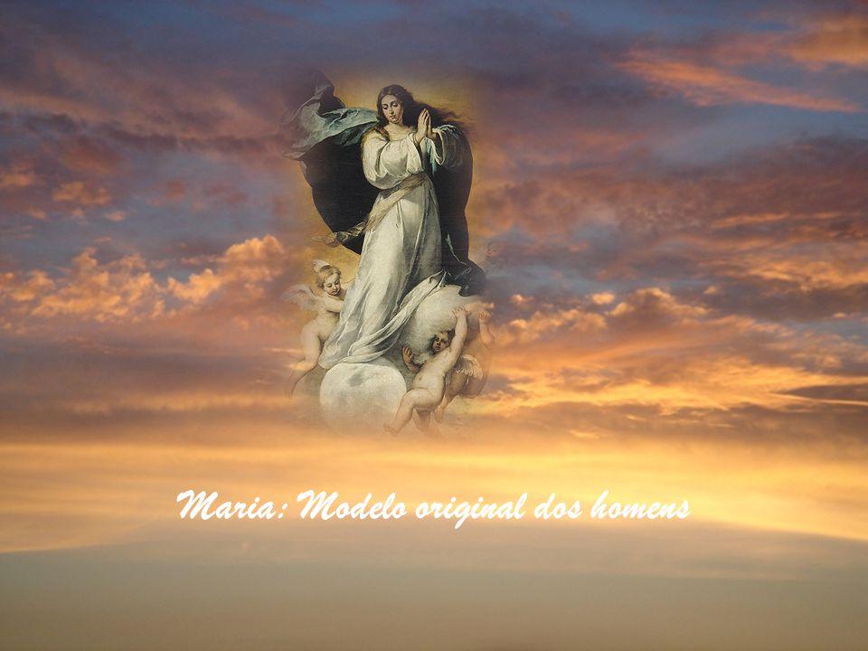 Maria: Modelo original dos homens