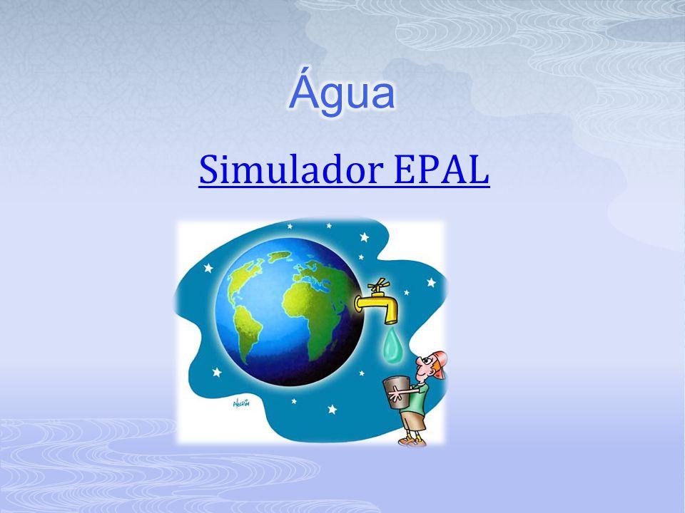 Água Simulador EPAL
