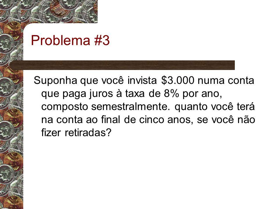 Problema #3