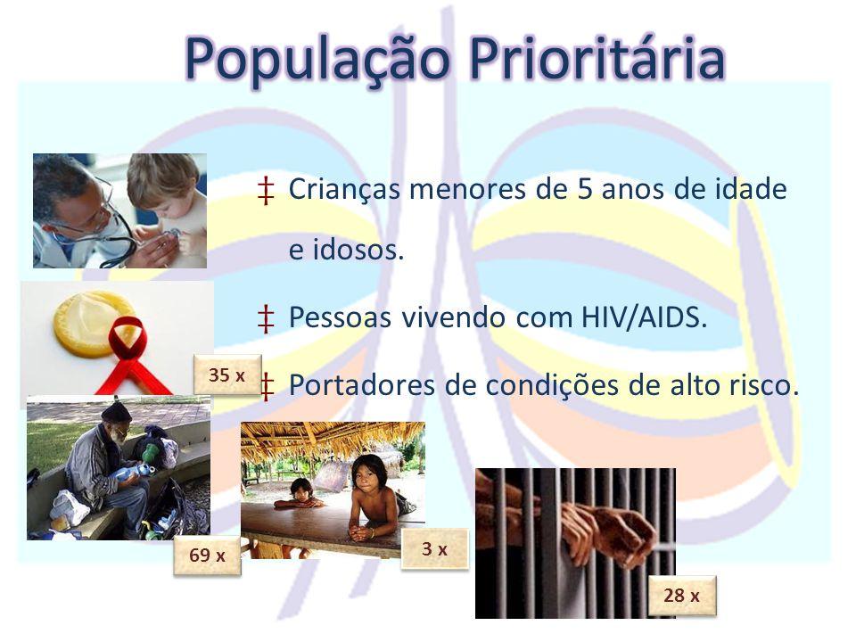 População Prioritária