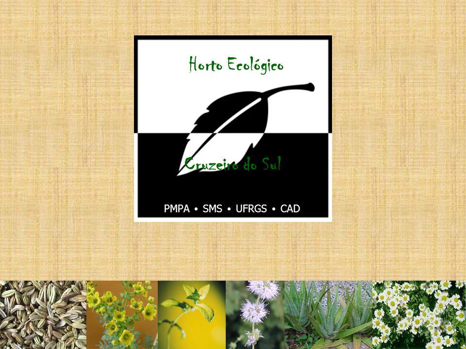 Horto Ecológico Cruzeiro do Sul PMPA • SMS • UFRGS • CAD