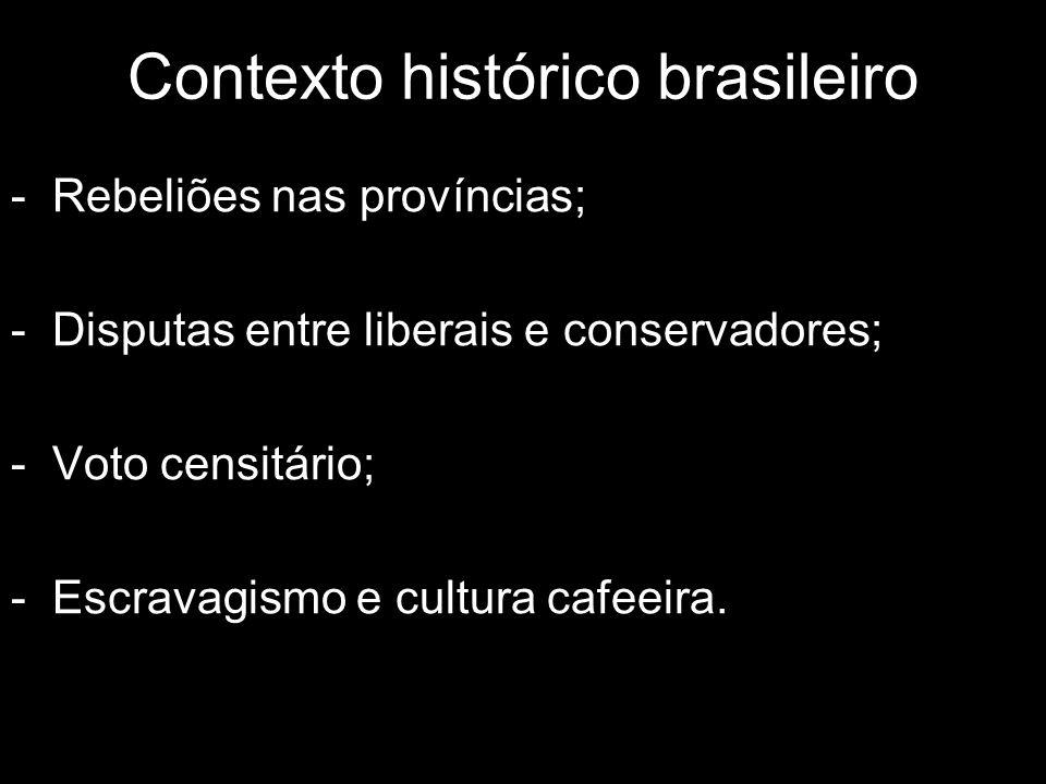 Contexto histórico brasileiro