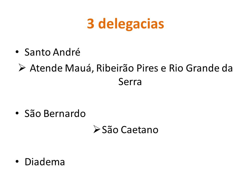 Atende Mauá, Ribeirão Pires e Rio Grande da Serra