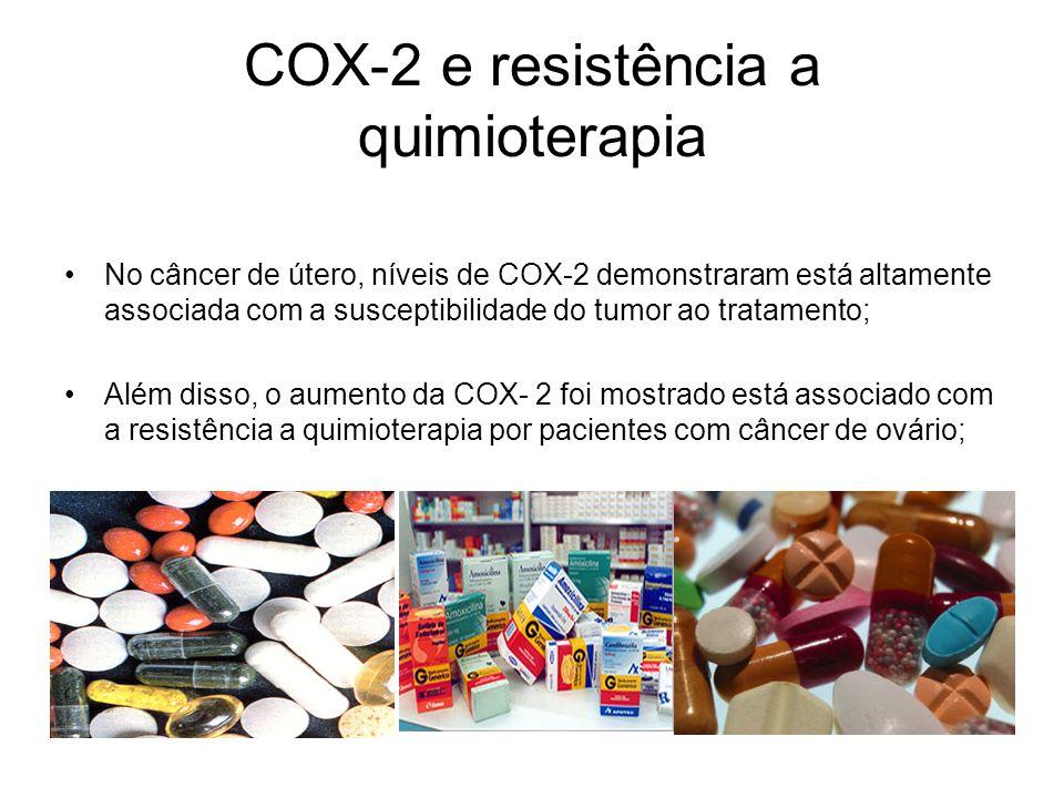 COX-2 e resistência a quimioterapia