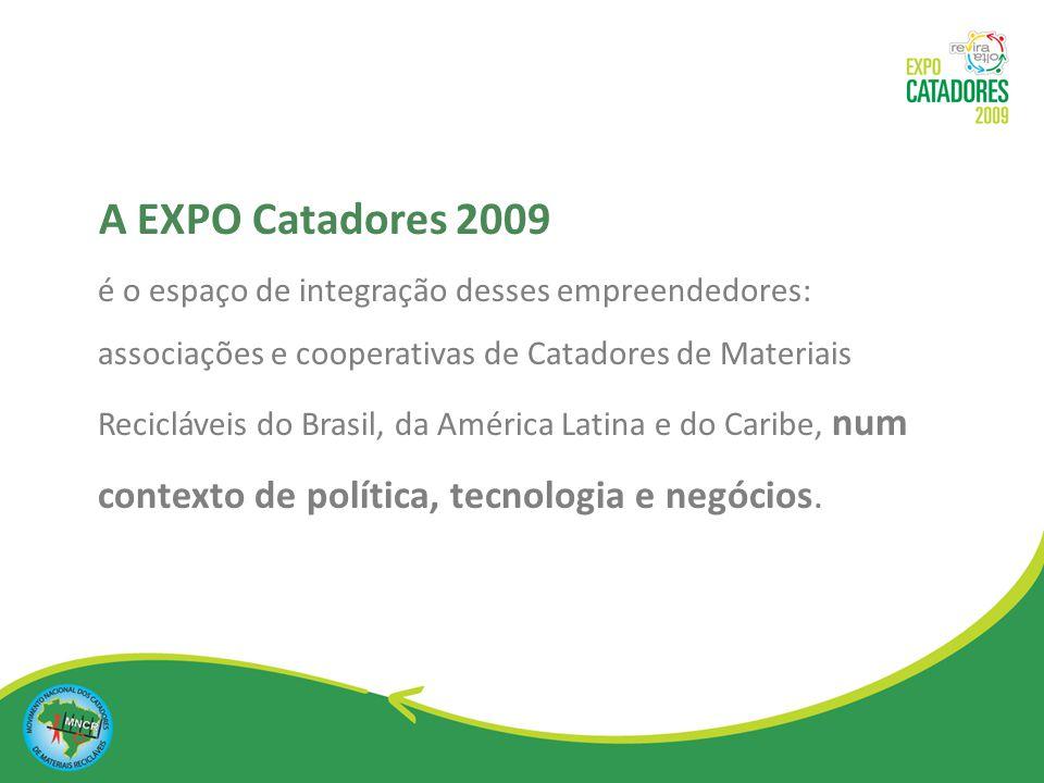 A EXPO Catadores 2009