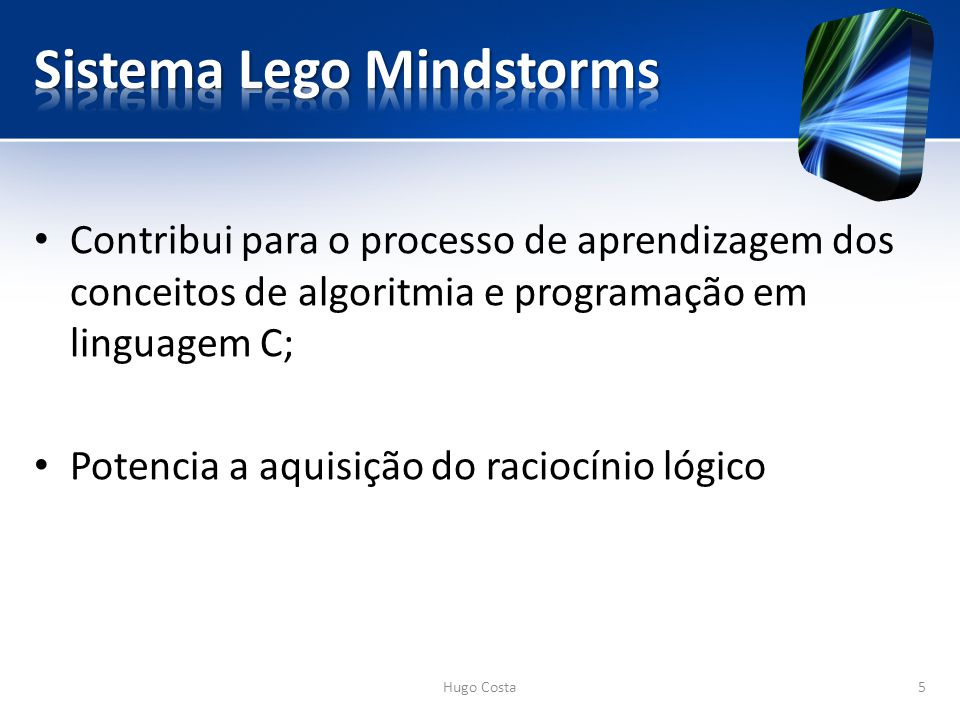 Sistema Lego Mindstorms