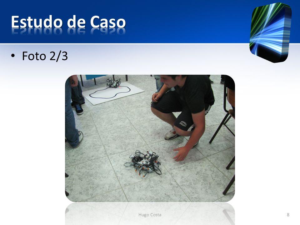 Estudo de Caso Foto 2/3 Hugo Costa