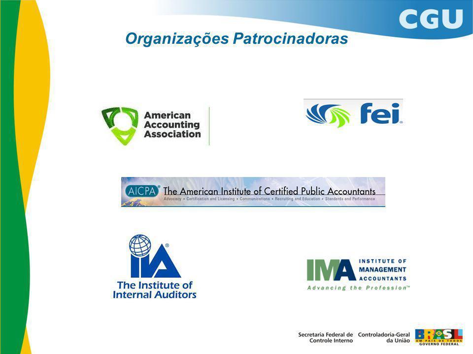 Organizações Patrocinadoras