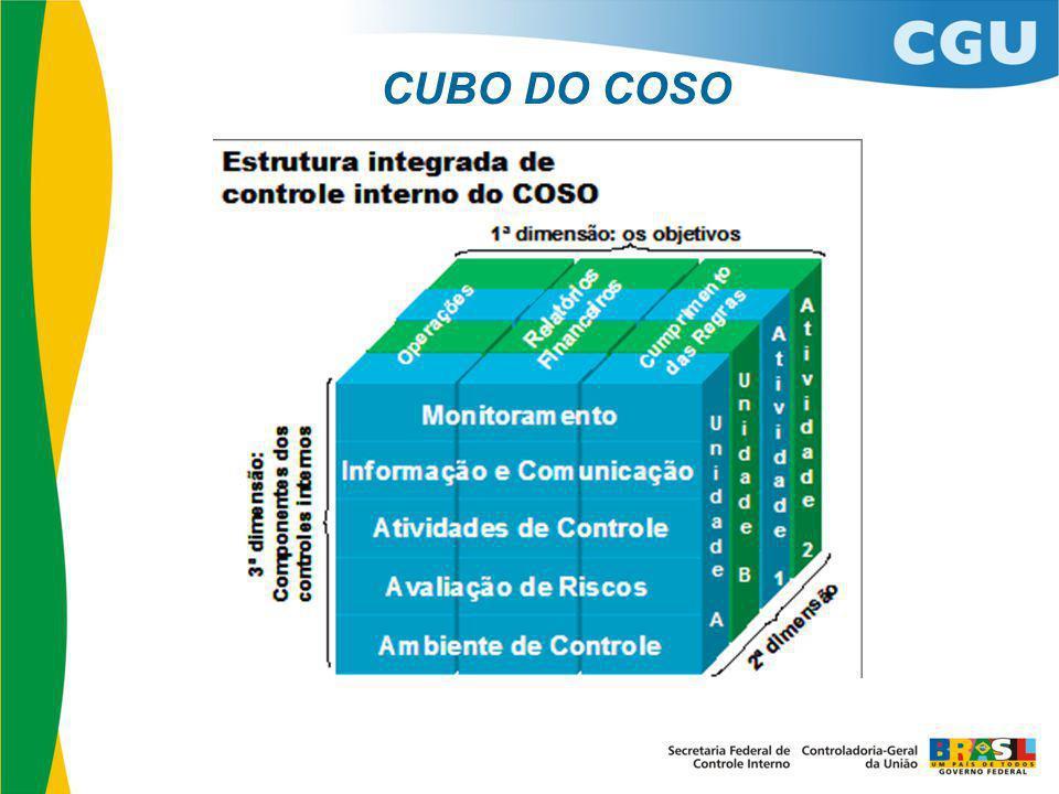 CUBO DO COSO