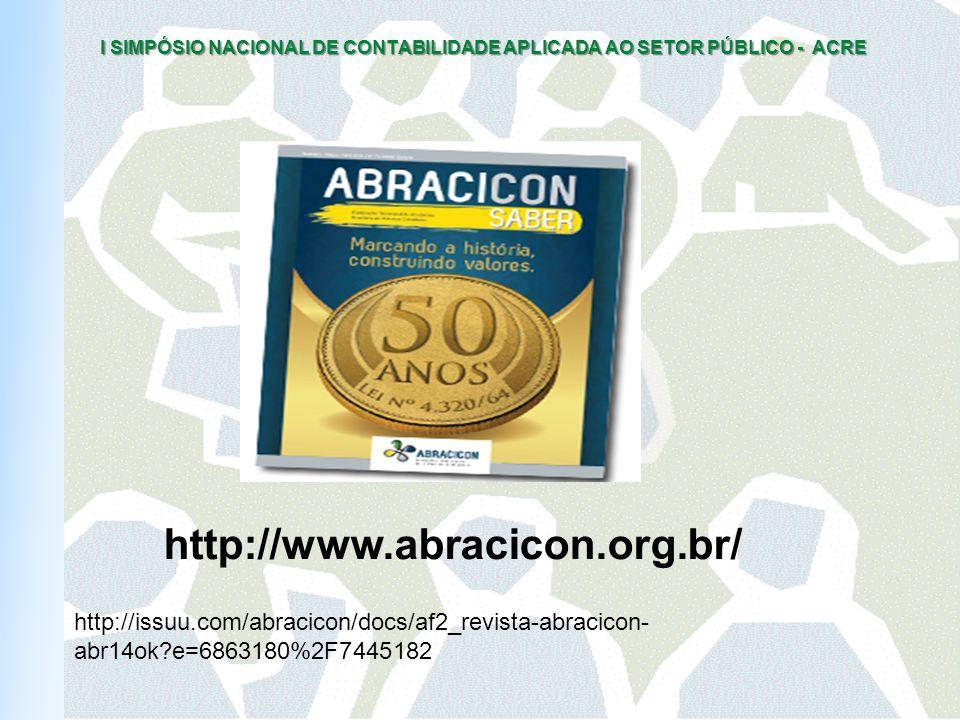 http://www.abracicon.org.br/ http://issuu.com/abracicon/docs/af2_revista-abracicon-abr14ok e=6863180%2F7445182.