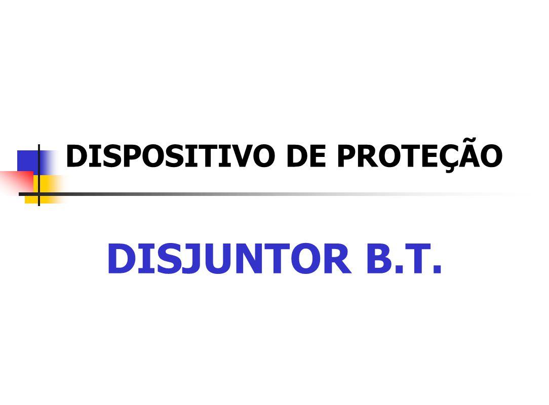 DISPOSITIVO DE PROTEÇÃO