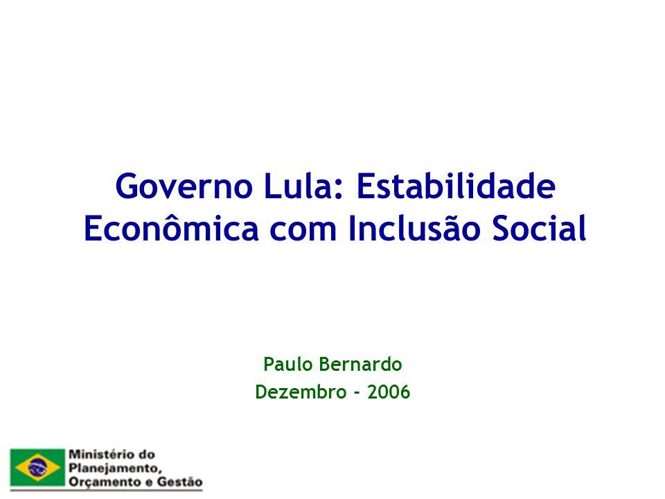 Paulo Bernardo Dezembro - 2006