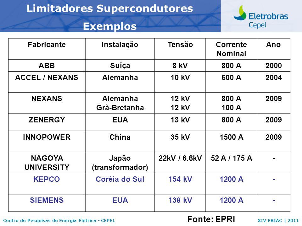 Limitadores Supercondutores Japão (transformador)