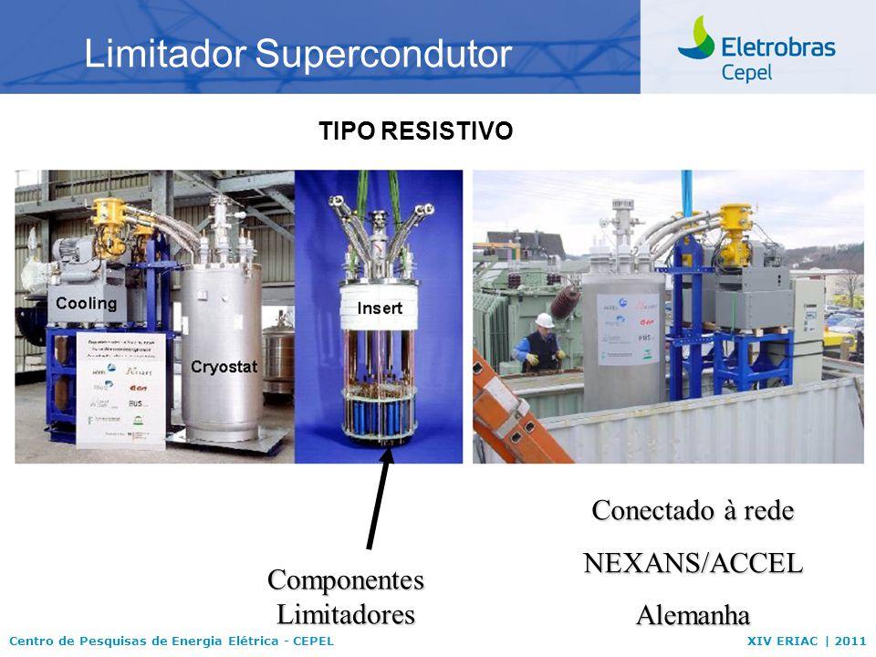Limitador Supercondutor